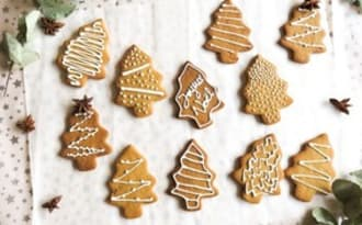 Les gingerbreads