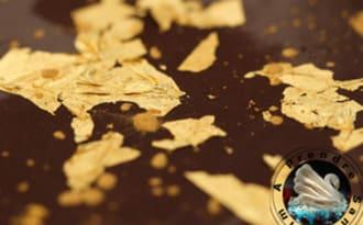 Glaçage au chocolat de Philippe Urraca