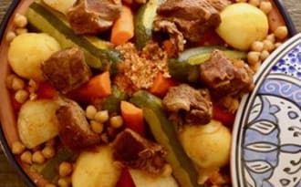 Couscous Tunisien