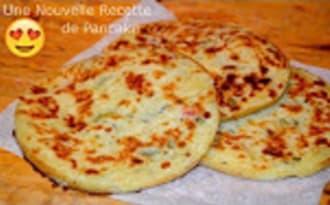 Crêpe façon pancake farci