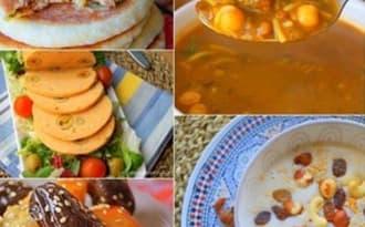 Table de Ftour pour Ramadan