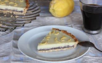 Tarte citron-pavot