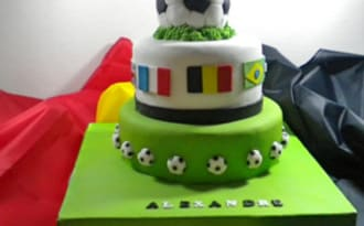 Mon gâteau Mundial