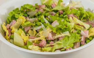 Salade de petits pois à la française