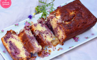 Cake citron fruits rouges