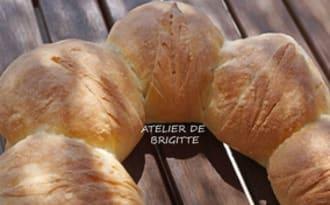 Petite couronne de pain