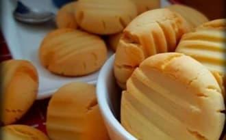 Biscuits miel et citron