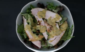Notre salade Caesar