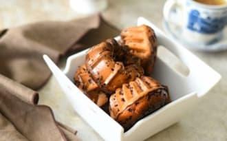 Le Clafoutis aux vermicelles de chocolat