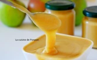 Beurre de pomme au cidre des Ardennes
