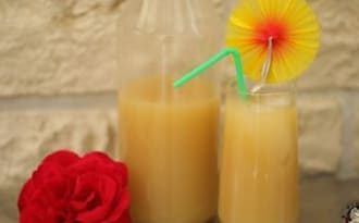 Smoothie pomme poire