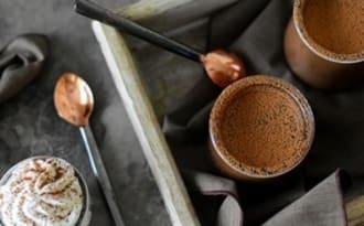 Crème dessert au chocolat sans oeufs facile