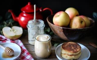 Beurre de pomme au sirop d'érable