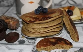 Pancakes de Hulk