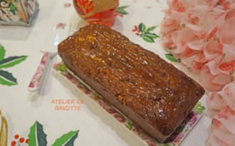 Le cake aux épices