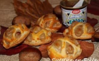 Chestnut pies