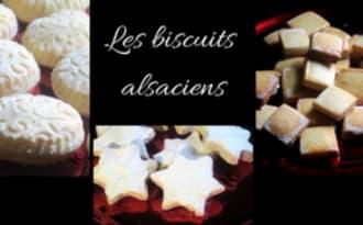Les biscuits alsaciens