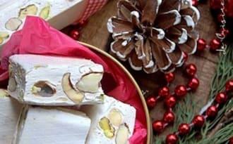 Recette du nougat blanc au miel de Montélimar | La cuisine de Djouza