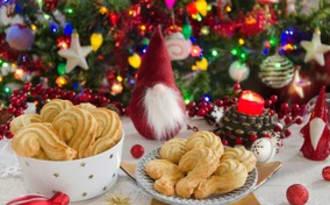 Cannes de Saint Nicolas, biscuits gourmands à la vanille