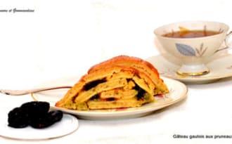 Gâteau Gaulois aux pruneaux d'Agen