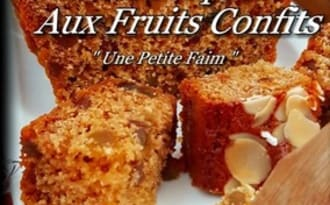 Pain D'épices aux fruits confits