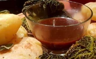 Sauce de figue pour votre dinde