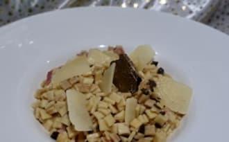 Crozets aux truffes