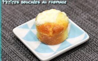 Bouchées au fromage