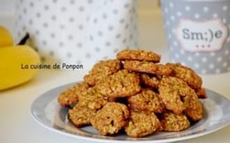 Biscuits aux flocons d'avoine