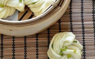 Hua juan, pain chinois à la vapeur