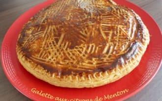 Galette aux citrons de Menton