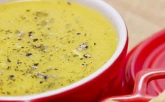 Potage alcalin 8 légumes et brocoli