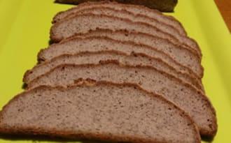 Pain à la farine de Teff