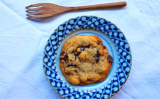 Cookies inratables au chocolat et fruits secs