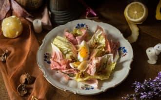 Salade de radicchi di Veneto
