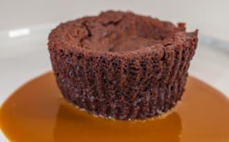 Fondant au chocolat sarrasin