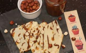 "Pâte à tartiner – ""Nutella maison """