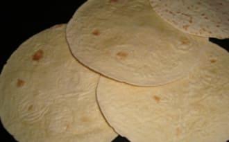 Tortilla de maïs