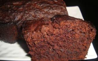 Banana bread au chocolat extra moelleux