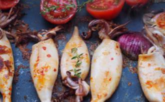 Comment cuisiner des encornets ?