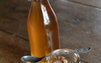 Sirop de citronnelle asiatique