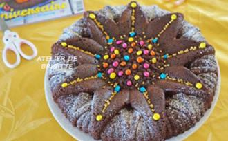 Gâteau de l'écolier