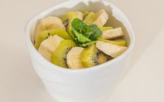 Salade de fruits mauricienne