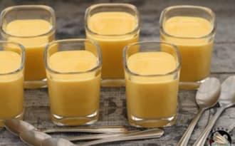 Crème de mangue