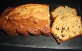Cake stracciatella comme une madeleine