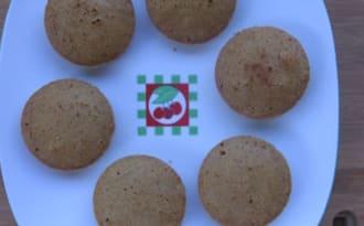 Cupcakes surprise aux coeurs fruités