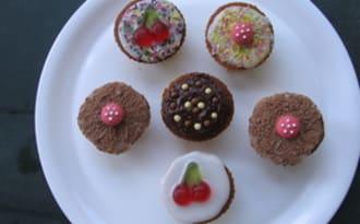Cupcakes aux agrumes et graines de pavot