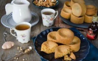 Sablés bretons au sucre d'érable