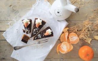 Gâteau carotte et mandarine façon Bettelmann