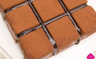 Cubik au chocolat